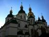 Innenstadt von Kiew, Ukraine