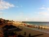 Strand von Odessa, Ukraine