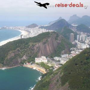 Extrem günstig nach Rio fliegen via Error Fare