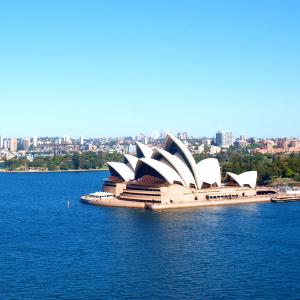 Guenstig nach Australien fliegen