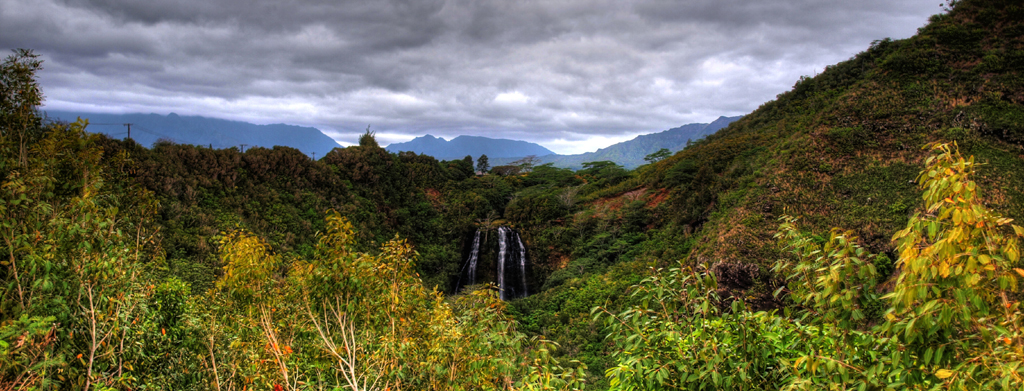 kauai reisebericht wailua falls