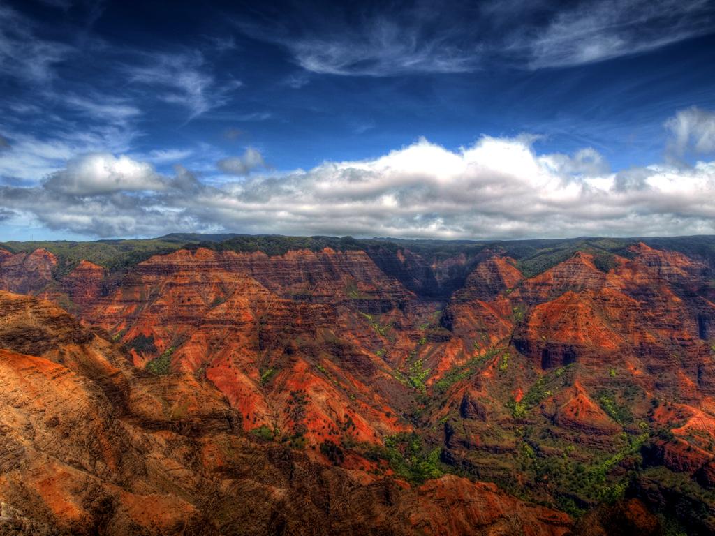waimea canyon kauai reisebericht