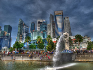 städte in asien singapur